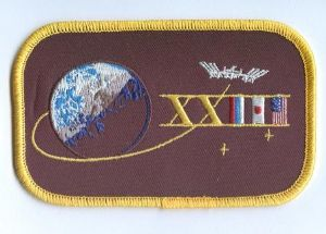 International Space Station Expedition 23 Patch